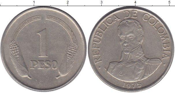 Каталог монет - Чили 1 песо