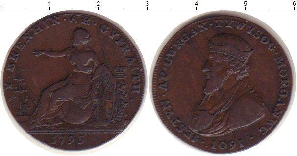 Каталог монет - Великобритания 1/2 пенни