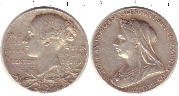 Каталог монет - Великобритания жетон