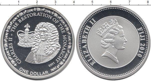 Каталог монет - Фиджи 1 доллар