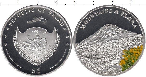 Каталог монет - Палау 5 долларов