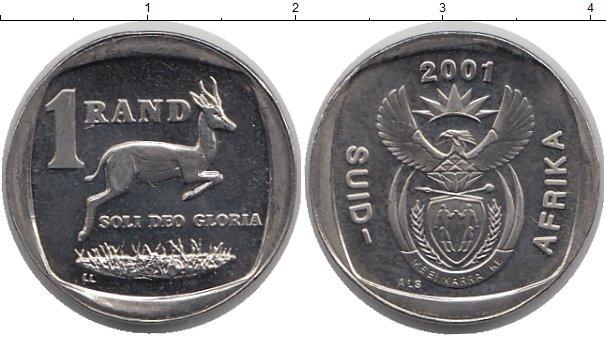 Каталог монет - ЮАР 1 ранд