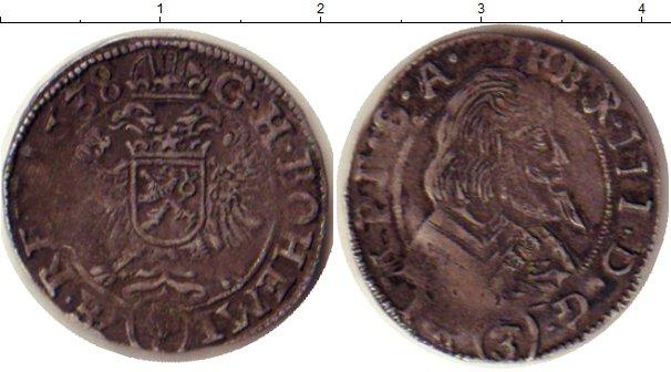 Каталог монет - Чехия 3 гроша
