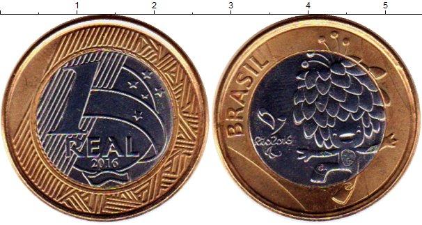 Каталог монет - Бразилия 1 реал
