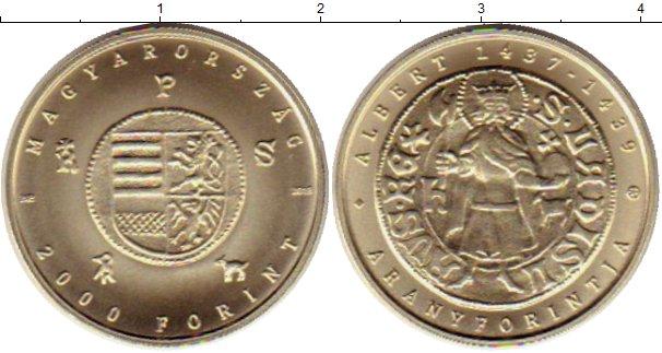 Каталог монет - Венгрия 2000 форинтов