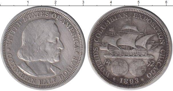 Каталог монет - США 3 марки