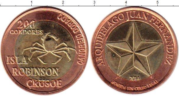 Каталог монет - Чили 500 франков