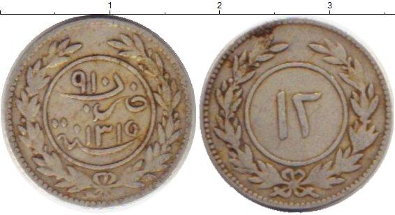 Каталог монет - Йемен 12 кхумси