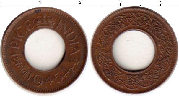 Каталог монет - Индия 1 пайса