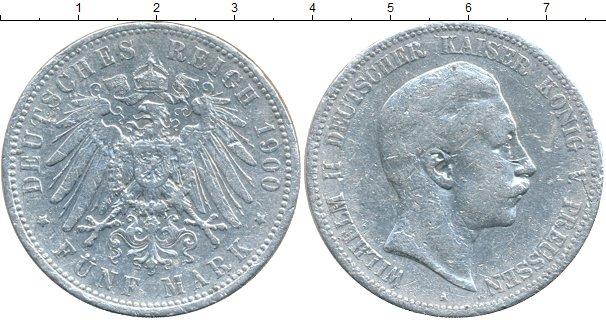 Каталог монет - 1894 – 1917 Николай II 5 марок