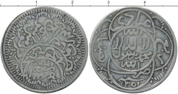 Каталог монет - Йемен 1/4 имади реала
