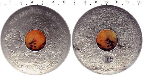 Каталог монет - Острова Кука 20 долларов