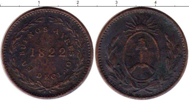 Каталог монет - Аргентина 1 десимо