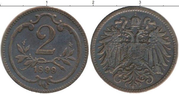 Каталог монет - Венгрия 2 геллера