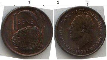 Каталог монет - Самоа 1 Сене