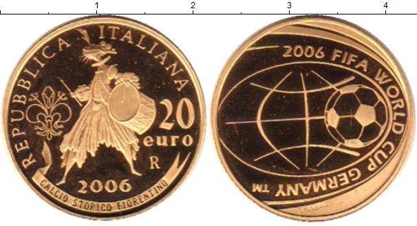 Каталог монет - Италия 20 евро