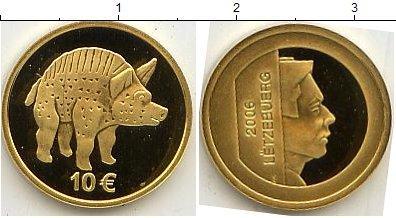 Каталог монет - Люксембург 10 евро