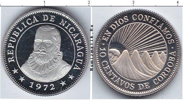 Каталог монет - Никарагуа 10 сентаво
