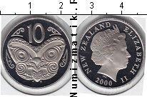 Каталог монет - монета  Новая Зеландия 10 центов
