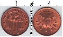 Продать Монеты Малайзия 1 цент 1993 Медь