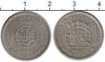 Каталог монет - монета  Португальская Индия 60 сентаво