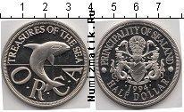 Каталог монет - монета  Силенд 1/2 доллара