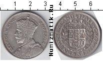Каталог монет - монета  Новая Зеландия 1/2 кроны