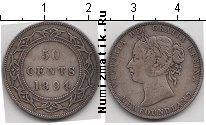 Каталог монет - монета  Ньюфаундленд 50 центов