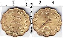 Каталог монет - монета  Парагвай 25 сентим
