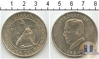 Каталог монет - монета  Парагвай 500 гарани