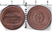 Каталог монет - монета  Тонга 2 сенити