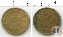 Каталог монет - монета  Дания 1/2 кроны