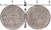 Каталог монет - монета  Речь Посполита 1/24 талера