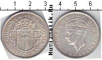 Каталог монет - монета  Родезия 1/2 кроны