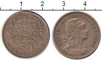 Каталог монет - монета  Португалия 50 сентаво