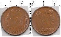 Каталог монет - монета  Норвегия 5 эре