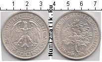 Продать Монеты Веймарская республика 5 марок 1932 Серебро