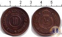 Каталог монет - монета  Иордания 10 филс