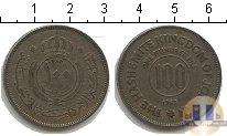 Каталог монет - монета  Иордания 100 филс