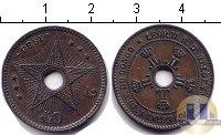 Каталог монет - монета  Конго 2 сентима