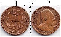 Каталог монет - монета  Ливия 1 миллим