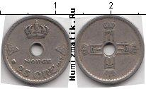 Каталог монет - монета  Норвегия 25 эре