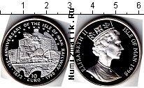 Каталог монет - монета  Остров Мэн 10 евро