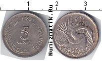 Каталог монет - монета  Сингапур 5 центов