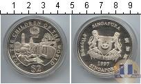 Каталог монет - монета  Сингапур 2 доллара