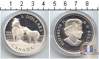 Каталог монет - монета  Канада 5 долларов