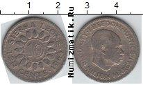 Каталог монет - монета  Сьерра-Леоне 10 центов