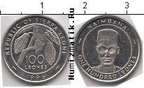 Каталог монет - монета  Сьерра-Леоне 100 леоне