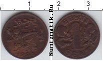 Каталог монет - монета  Эстония 1 сент