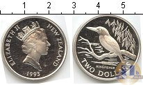 Каталог монет - монета  Новая Зеландия 2 доллара